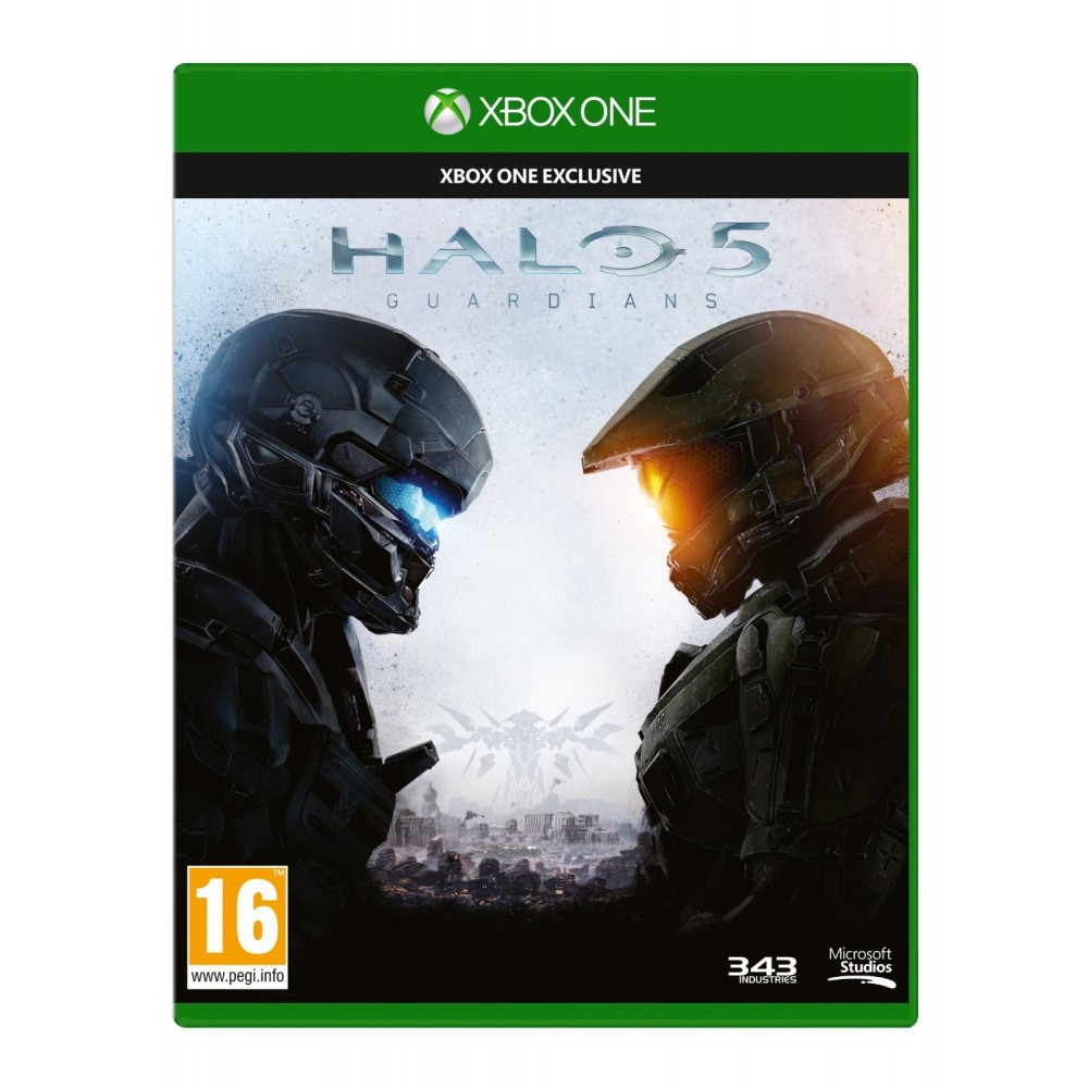 HALO 5 GUARDIANS XONE UK OCC