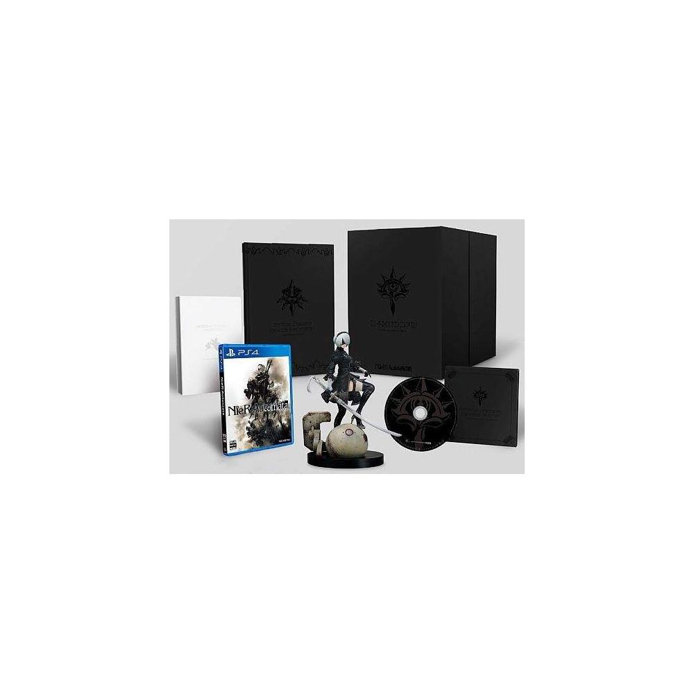 NIER:AUTOMATA BLACK BOX EDITION PS4 JPN OCCASION