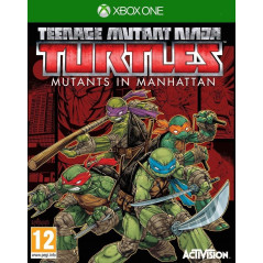 TMNT MUTANTS IN MANHATTAN XONE VF