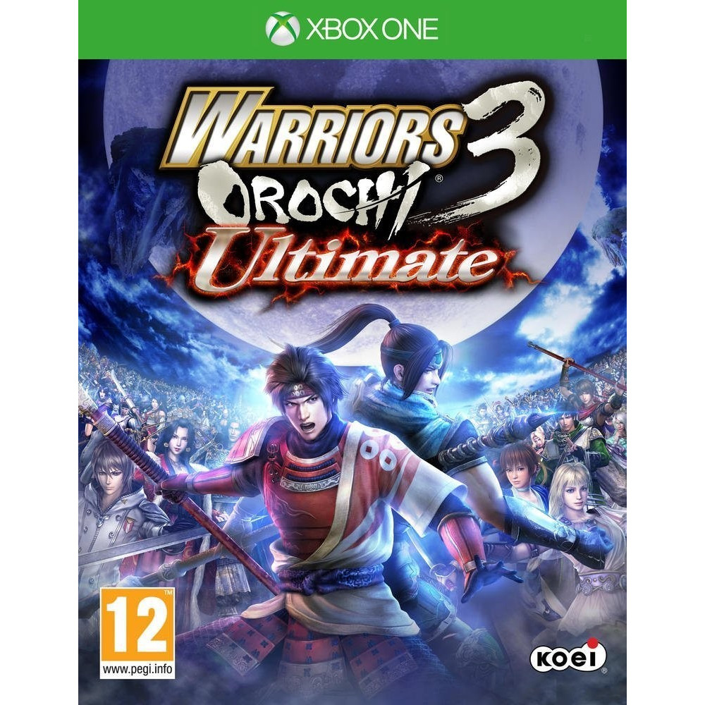 WARRIORS OROCHI 3 ULTIMATE XONE FR OCCASION