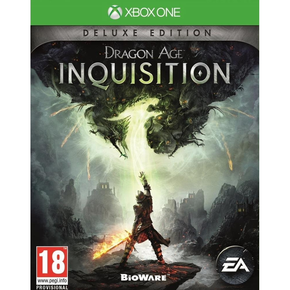 DRAGON AGE INQUISITION DELUXE EDITION XONE FR NEW