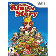 LITTLE KING STORY WII PAL-FR OCCASION