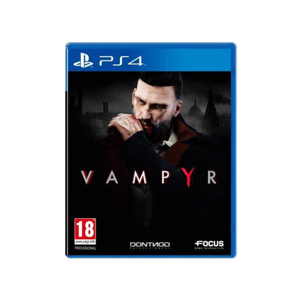 VAMPYR PS4 PAL FR NEW
