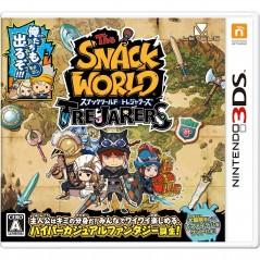 (précommande) THE SNACK WORLD TREJARERS3DS ntsc-jpn