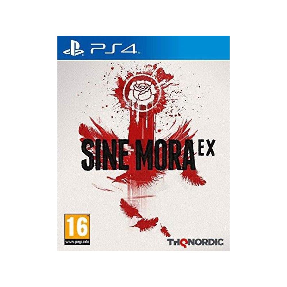 SINE MORA EX PS4 EURO NEW