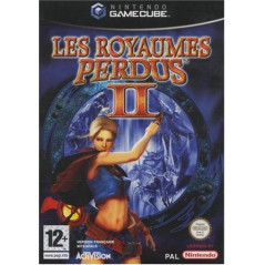 LES ROYAUMES PERDUS II GAMECUBE PAL-FR OCCASION