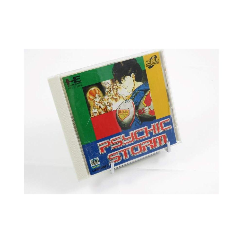 PSYCHIC STORM NEC SUPER CD NTSC-JPN OCCASION
