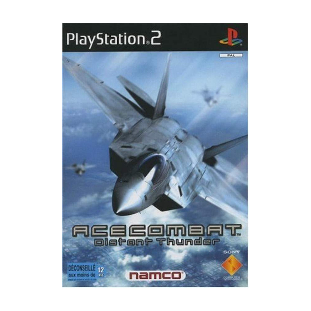 ACE COMBAT: DISTANT THUNDER PS2 FR OCCASION