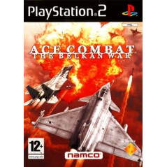 ACE COMBAT THE BELKAN WAR PS2 PAL VF OCC