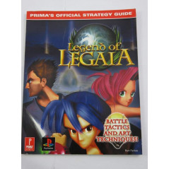 GUIDE LEGEND OF LEGAIA BOOK USA OCCASION
