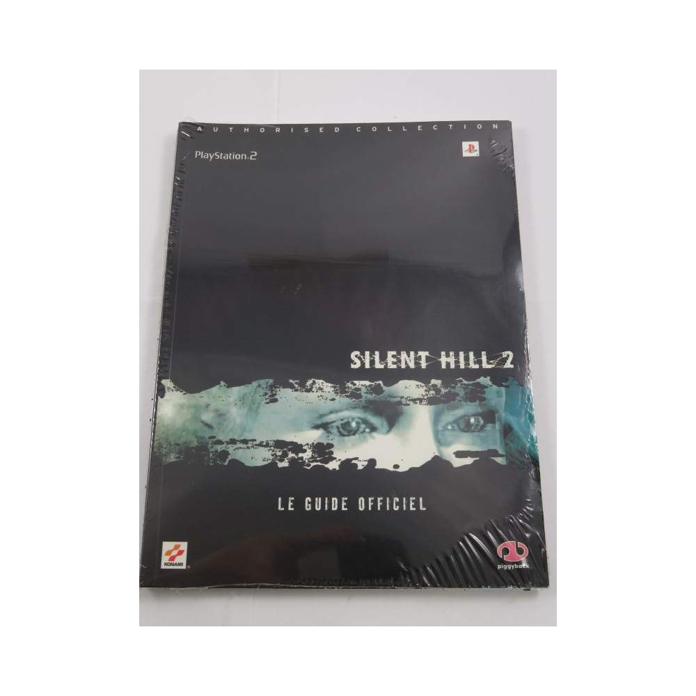 GUIDE SILENT HILL 2 BOOK FR OCCASION