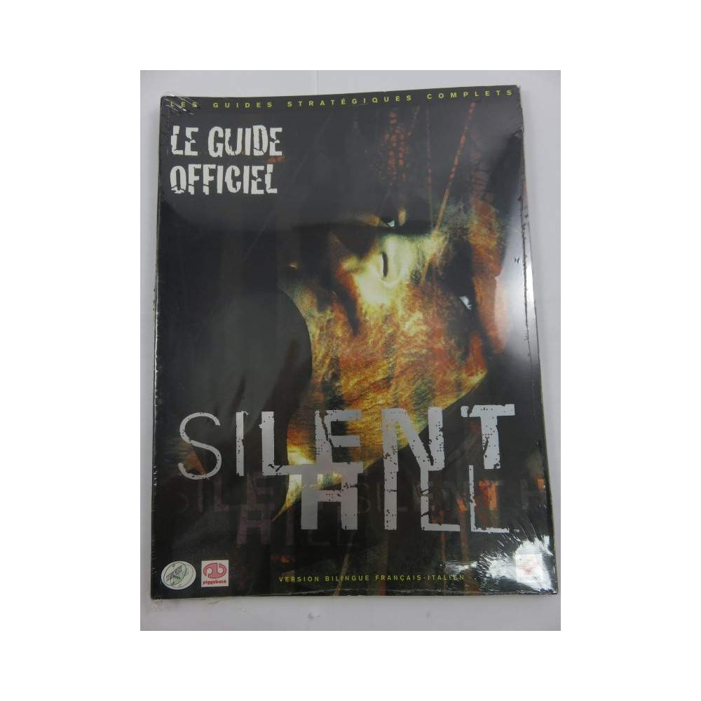 GUIDE SILENT HILL BOOK FR OCCASION