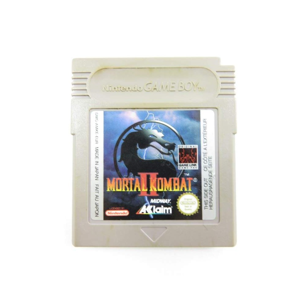 MORTAL KOMBAT II GAMEBOY EUR LOOSE