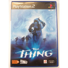 THE THING PS2 PAL-FR OCCASION
