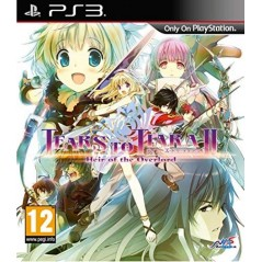 TEARS OF TIARA 2 PS3 FR OCCASION