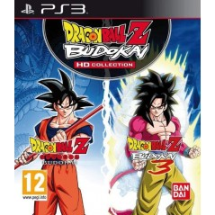 DRAGON BALL Z BUDOKAI HD COLLECTION PS3 FR OCCASION