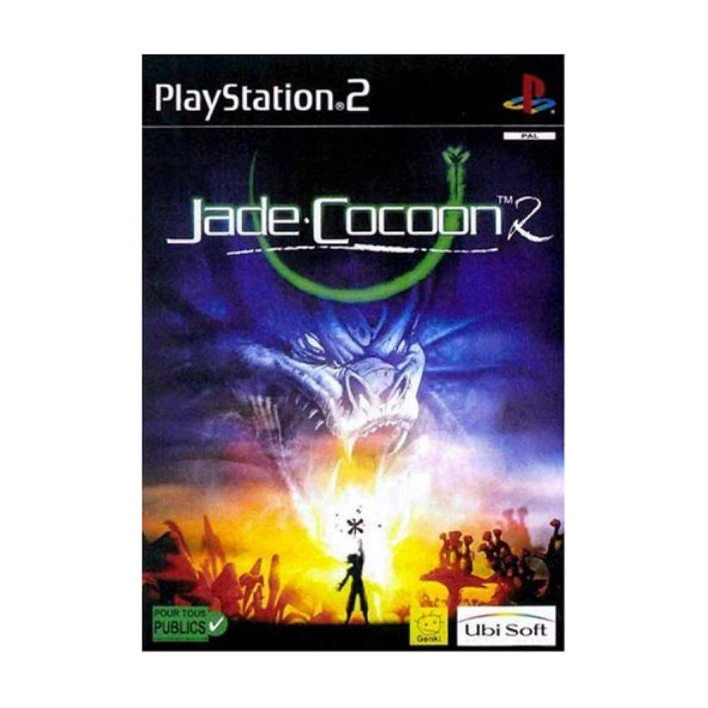 JADE COCOON 2 PS2 PAL-EURO OCCASION