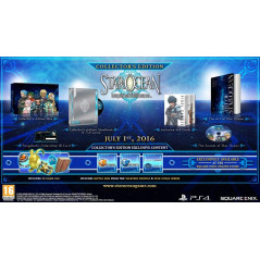 STAR OCEAN INTEGRITY AND FAITHLESSNESS COLLECTOR EDITION PS4 FR OCCASION
