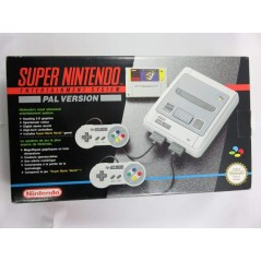 CONSOLE SUPER NINTENDO (PACK SUPER MARIO WORLD) PAL-FRA OCCASION