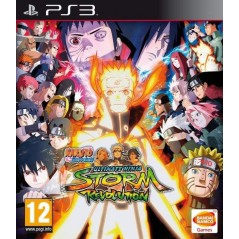 NARUTO SHIPPUDEN ULTIMATE NINJA STORM REVOLUTION PS3 FR OCCASION