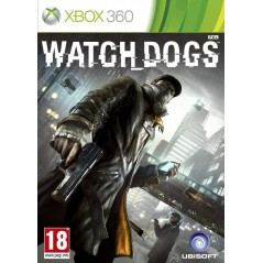 WATCH DOGS XBOX 360 PAL-FR OCCASION