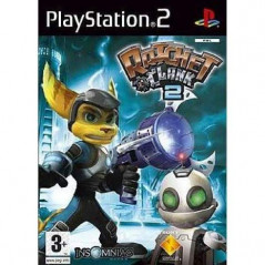 RATCHET CLANK 2 PS2 PAL-FR OCCASION
