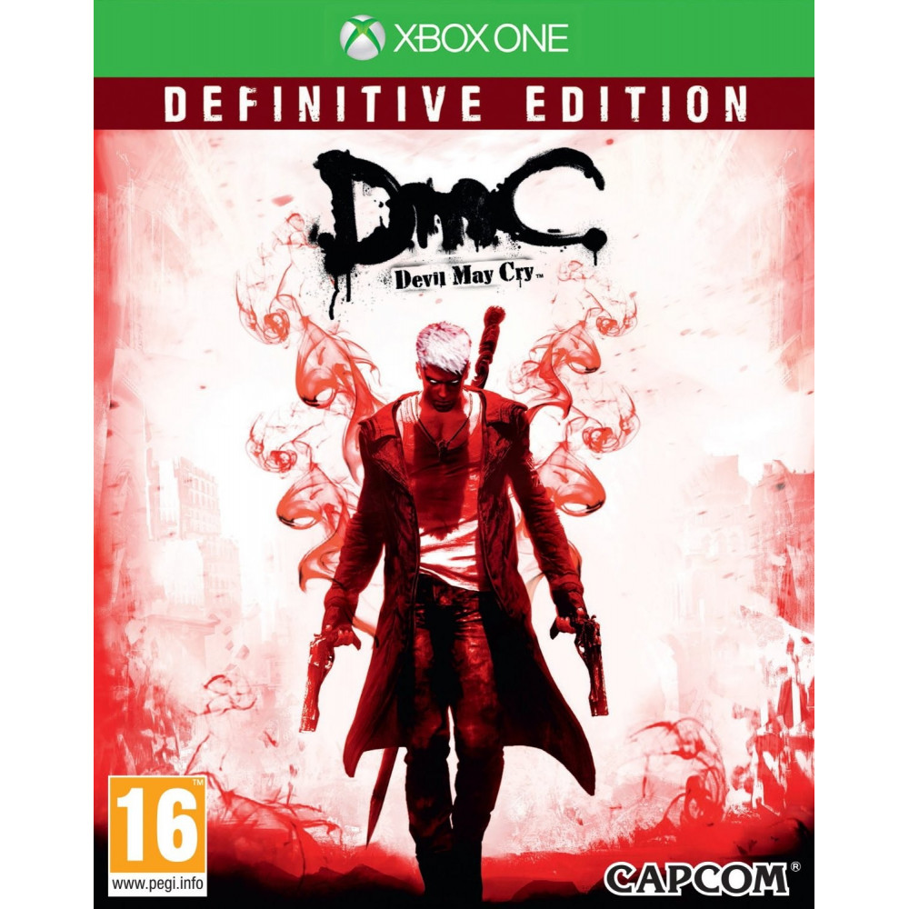 DMC DEVIL MAY CRY XONE UK OCC