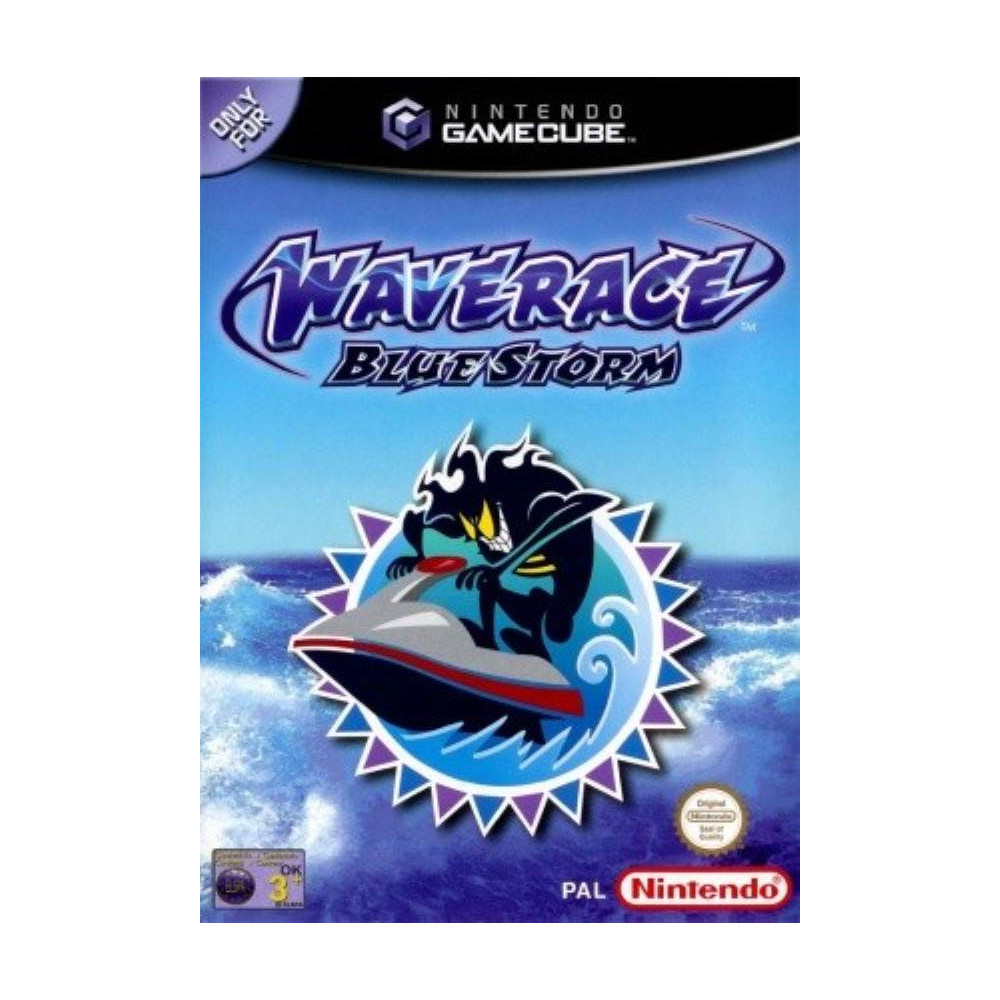 WAVE RACE: BLUE STORM GAMECUBE PAL-FR OCCASION