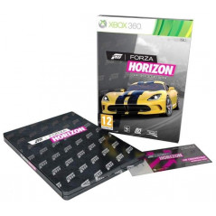 FORZA HORIZON EDITION LIMITEE COLLECTOR XBOX 360 PAL-FR OCCASION