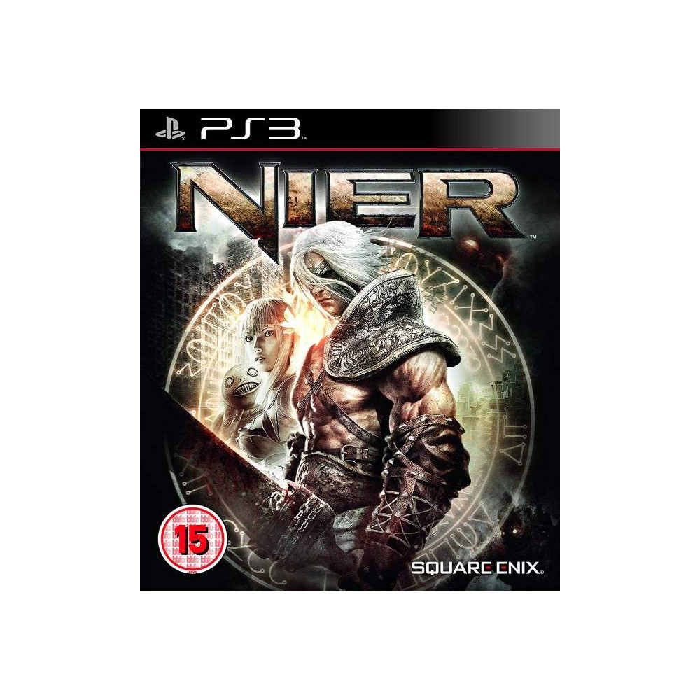NIER PS3 UK OCCASION