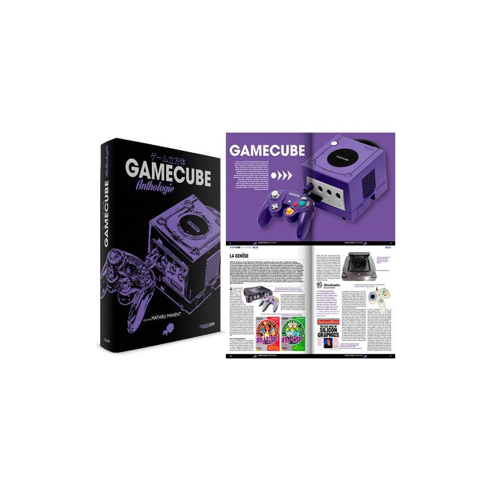 GAMECUBE ANTHOLOGIE COLLECTOR NEW
