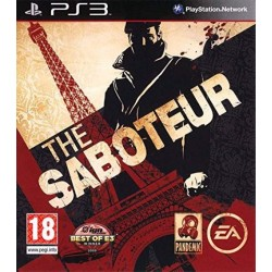 THE SABOTEUR PS3 FR OCCASION