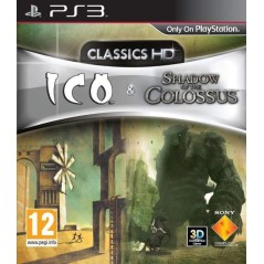 ICO & SHADOW OF THE COLOSSUS CLASSICS HD PS3 FR OCCASION