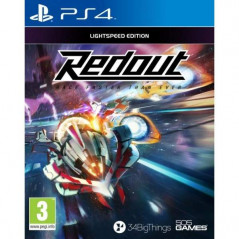 REDOUT LIGHTSPEED EDITION PS4 UK NEW
