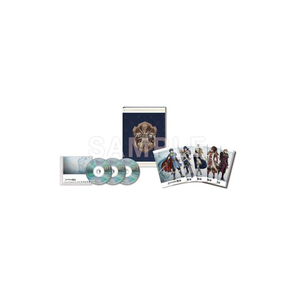FIRE EMBLEM MUSOU [PREMIUM BOX] 3DS JPN NEW
