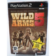 WILD ARMS 5 COLLECTOR PS2 PAL OCC