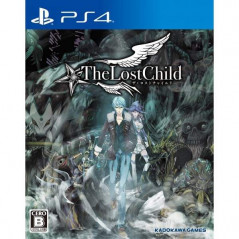 THE LOST CHILD PS4 NTSC-JPN NEW