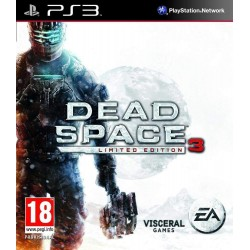 DEAD SPACE 3 LIMITED EDITION PS3 EURO OCCASION