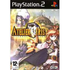ATELIER IRIS: ETERNAL MANA PS2 PAL-FR OCCASION