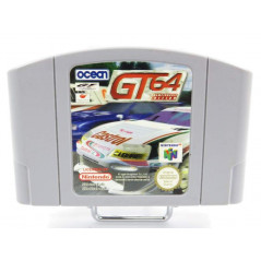 GT64 CHAMPIONSHIP EDITION N64 PAL-EUR LOOSE