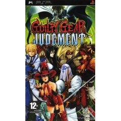GUILTY GEAR JUDGEMENT PSP EURO OCCASION