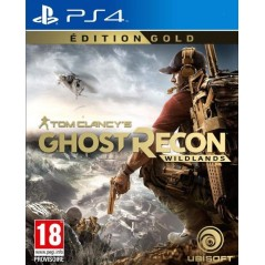 GHOST RECON WILDLANDS GOLD PS4 EURO FR OCCASION