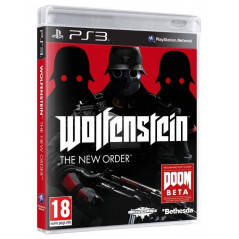 WOLFENSTEIN THE NEW ORDER PS3 FR OCCASION