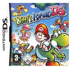 YOSHI'S ISLAND NDS FR OCCASION