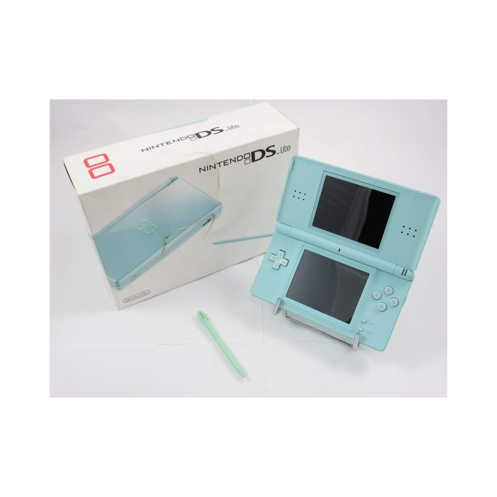 CONSOLE NDS LITE TURQUOISE PAL NEW - BOITE ABIMEE -
