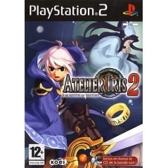 ATELIER IRIS 2 PS2 PAL-FR NEW