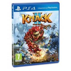 KNACK 2 PS4 FR NEW