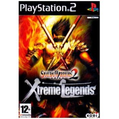 SAMURAI WARRIORS 2 XTREME LEGENDS PS2 PAL-FR OCCASION