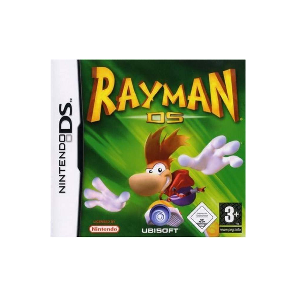 RAYMAN DS NDS EURO OCCASION