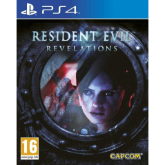 RESIDENT EVIL REVELATIONS PS4 FR NEW